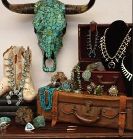Route 66 Turquoise Jewelry